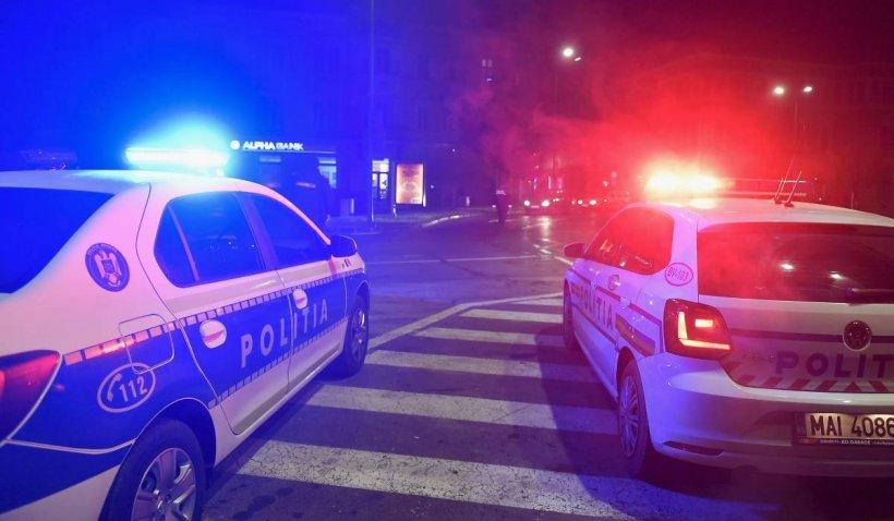 Un șofer a fost surprins de radar cu peste 200 km/h pe un bulevard din Brașov