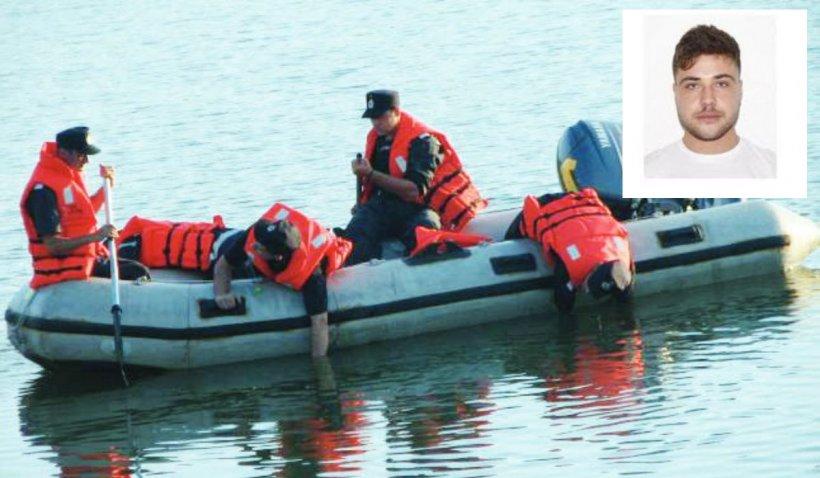 Autoritățile din Gorj, în alertă! Un tânăr a căzut din barcă în râul Jiu şi este de negăsit