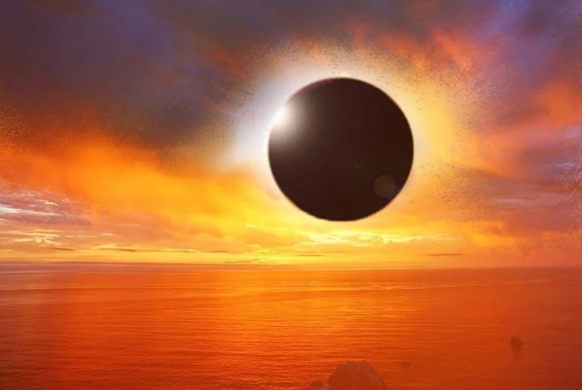 Eclipsa de Soare din 10 iunie aduce bani pentru anumite zodii
