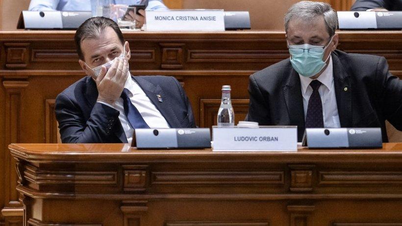 Trădare pentru Ludovic Orban! Marcel Vela a trecut în tabăra premierului Florin Cîțu