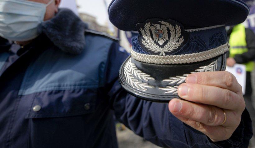 """Anchetă în Poliție, după ce un primar liberal s-a lăudat că a bătut un polițist ca să arate că el este """"jupânul comunei"""""""