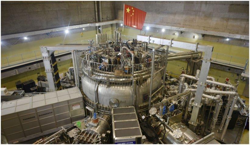 """Soarele artificial"" al Chinei a stabilit un nou record mondial"