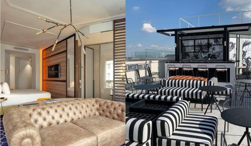 """Imagini cu hotelul lui Cristiano Ronaldo din Madrid. Georgina Rodriguez: """"Te face să visezi"""""""