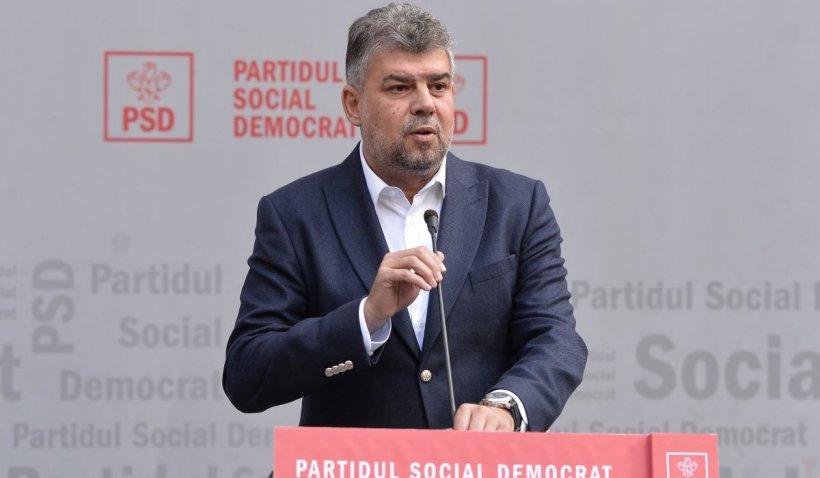 Marcel Ciolacu: PSD depune moţiune de cenzură împotriva guvernului Cîţu