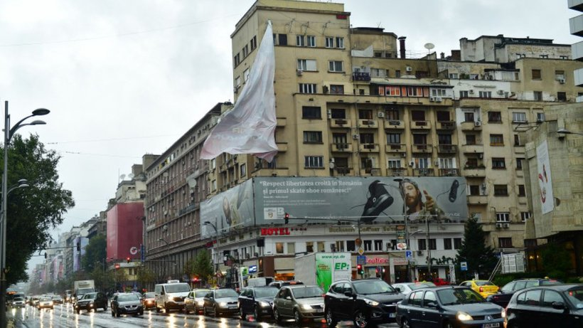 Prognoză METEO specială pentru București. Ploi și vânt în Capitală, în zilele următoare