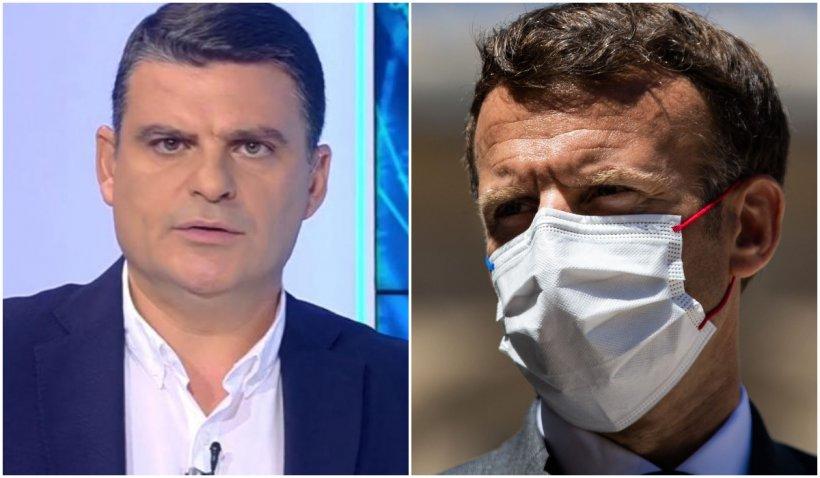 """Radu Tudor, despre momentul în care Macron a fost pălmuit: """"Incidentul se datorează președintelui"""""""
