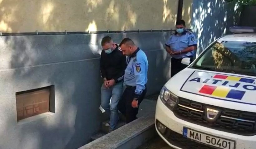 Bărbat, băgat în comă de un poliţist de 26 de ani care l-a lovit cu picioarele în cap, în Constanța. Victima, în stare gravă la spital