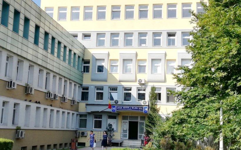 Un bărbat a fost înjunghiat în fața Spitalului Județean Deva, după o ceartă