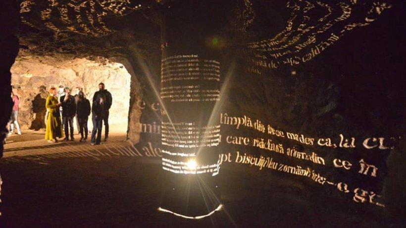 BUM, primul muzeu de artă new media din România, deschis în catacombele din Braşov