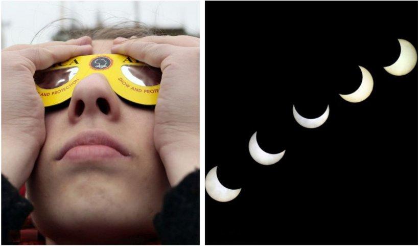 Eclipsă de Soare, 10 iunie 2021. La ce oră începe şi de unde se vede cel mai bine în România