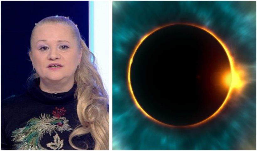 """Eclipsa de soare 10 iunie, schimbări pentru zodii. Mariana Cojocaru: """"Gemenii şi Săgetătorii - vizaţi direct, Fecioarele şi Peştii - secundar"""""""