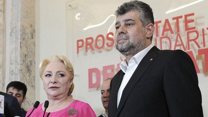 """Marcel Ciolacu: """"Viorica Dăncilă a făcut o greșeală imensă înainte de alegerile prezindențiale!"""""""