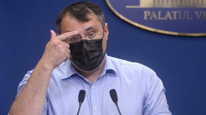 PSD a depus moțiune simplă împotriva ministrului Cristian Ghinea