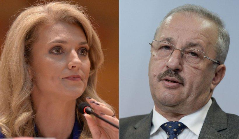 """Alina Gorghiu, replică pentru Vasile Dîncu: """"Excludem orice colaborare la guvernare cu PSD"""""""