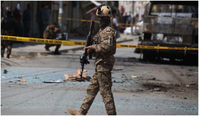 Membri ai forțelor de securitate din Afgnaistan, uciși într-un atac cu bombă comis în provincia Baghlan