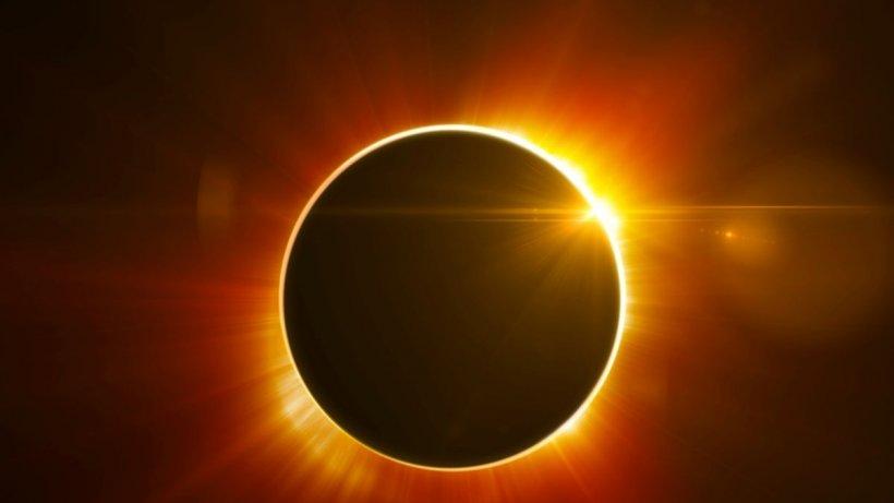 Fenomen astronomic unic, eclipsa de Soare observată în România