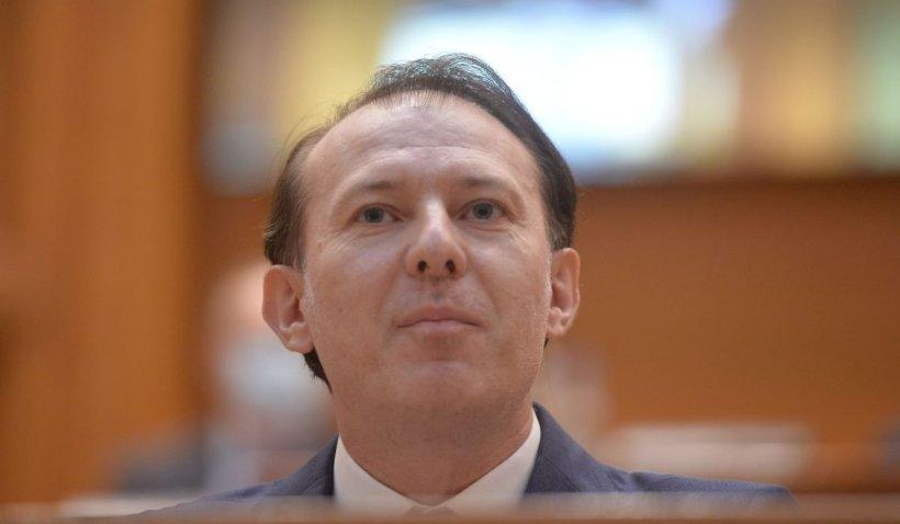 """Florin Cîțu, despre creșterea investițiilor nete cu 10%: """"Arată încrederea antreprenorilor în Guvern"""""""