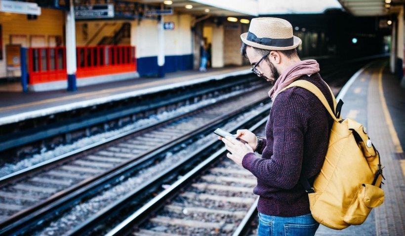 CFR Călători lansează pe 24 iunie o aplicație pentru telefoanele mobile