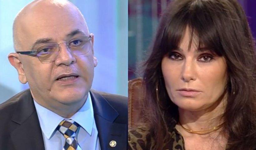 Dana Budeanu aruncă din nou săgeți către Raed Arafat: Totul este o mascaradă!