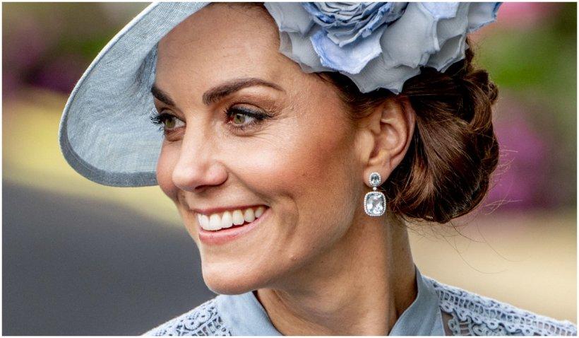 Ducesa de Cambridge nu a văzut-o pe fiica lui Harry şi Meghan