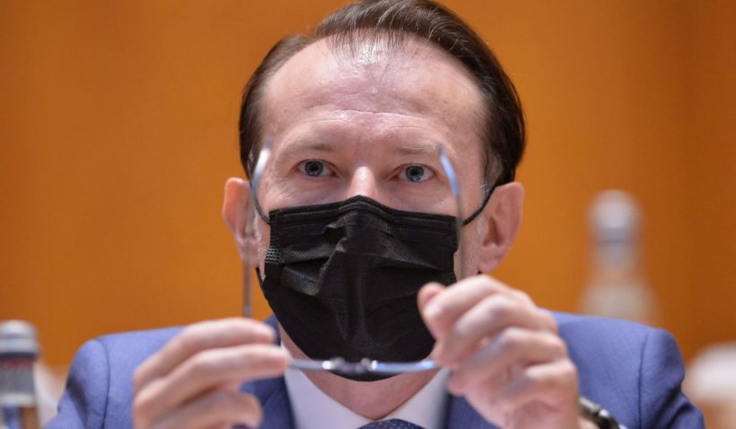 """Florin Cîţu: """"Campania de vaccinare continuă până când nu mai avem niciun caz de infectare"""""""