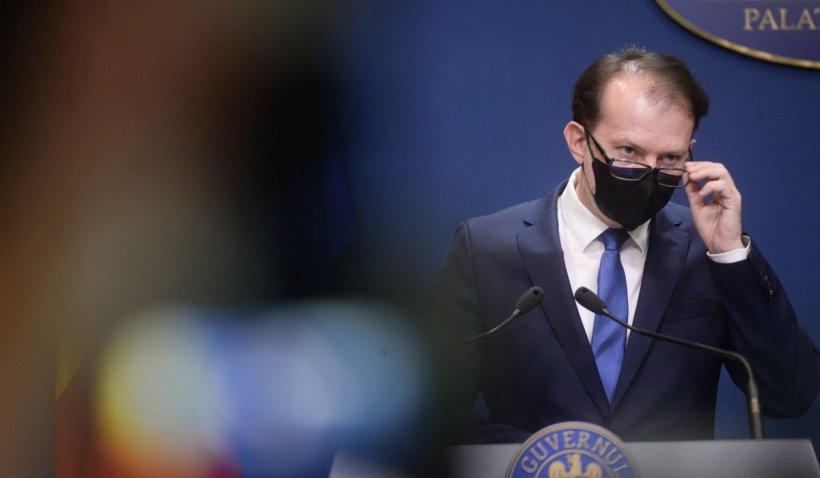 """Florin Cîțu, clarificări despre PNRR: """"Nu a fost respins și nu a fost retrimis"""". Funcționarii publici care """"tratează superficial"""" planul vor """"pleca acasă"""""""