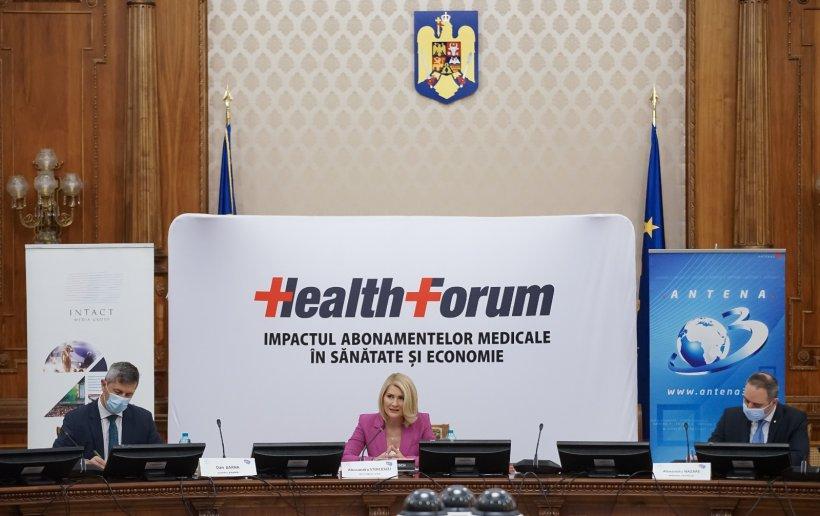 Health Forum - Impactul abonamentelor medicale în sănătate și economie