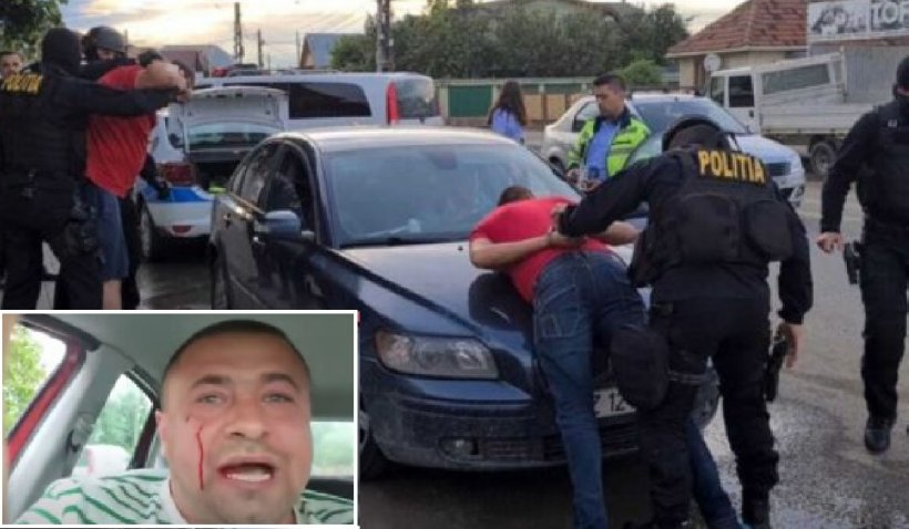 Sindicatul Europol, despre incidentul de la Buzău: Genul acesta de abordări au dat curaj infractorilor
