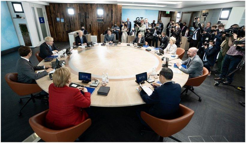 Summitul G7 și ce se discută în spatele ușilor închise