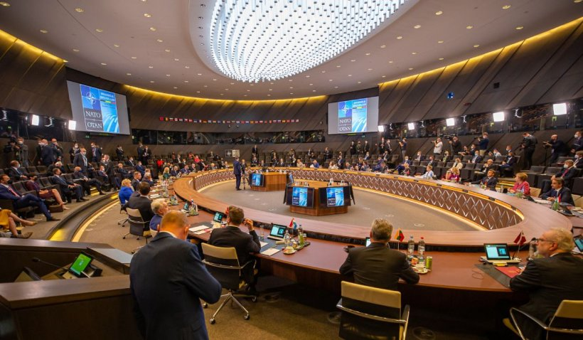 Comunicatul final după summit-ul NATO, 79 de puncte, România şi Marea Neagră menţionate