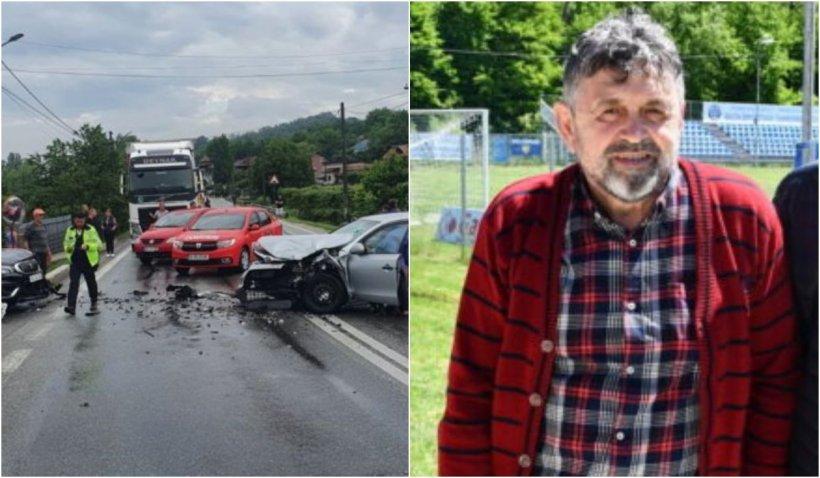 Fost fotbalist din România, cu peste 250 de meciuri în prima ligă, mort în urma unui accident