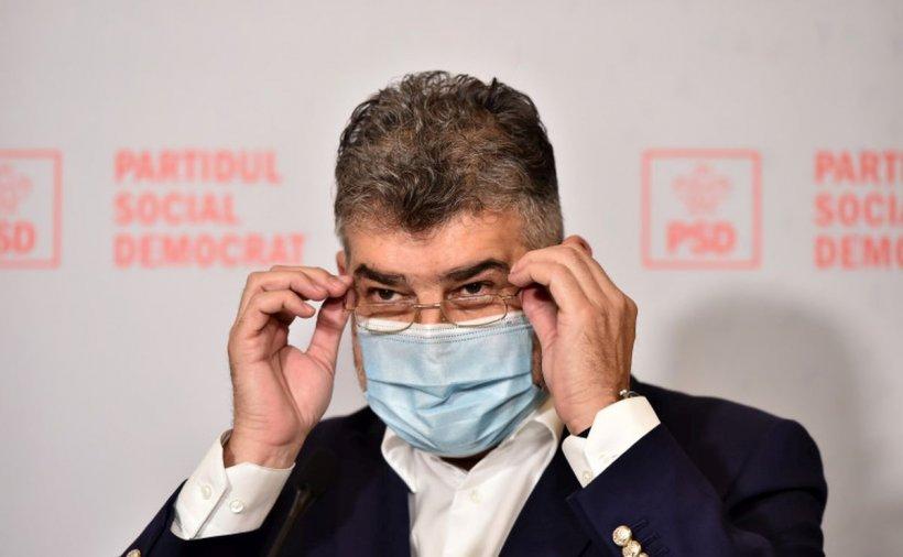 """Marcel Ciolacu: """"Am finalizat moțiunea de cenzură împotriva Guvernului Cîțu"""""""