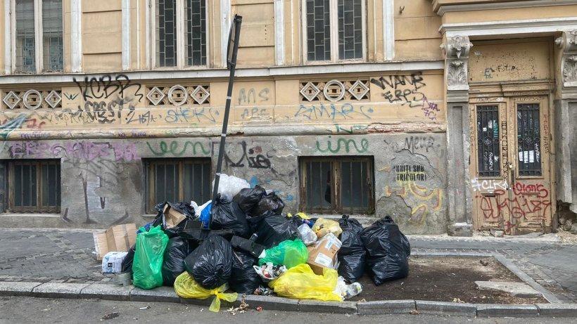 """PNL Sector 1 anunță o întâlnire pentru rezolvarea crizei gunoiului: """"Discutăm cu toate cărțile pe masă"""""""
