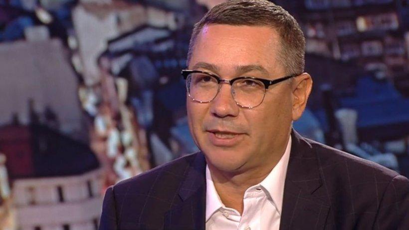 """Reproşurile lui Victor Ponta la adresa preşedintelui Iohannis: """"Ce ne rămâne nouă după ăştia 7 ani?"""""""