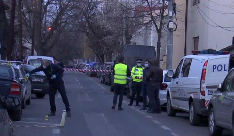Scandal electoral cu focuri de armă lângă București. O femeie a fost atacată pe stradă