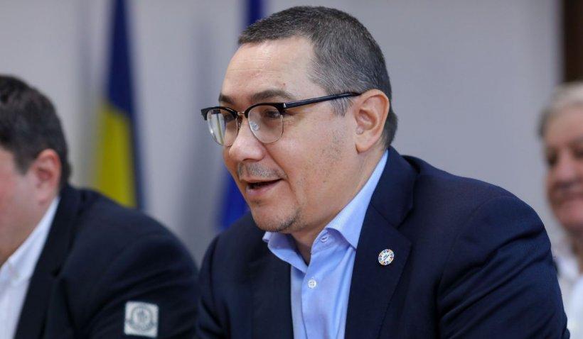 """Victor Ponta, despre organizarea pentru Euro 2020: """"O rușine națională"""""""