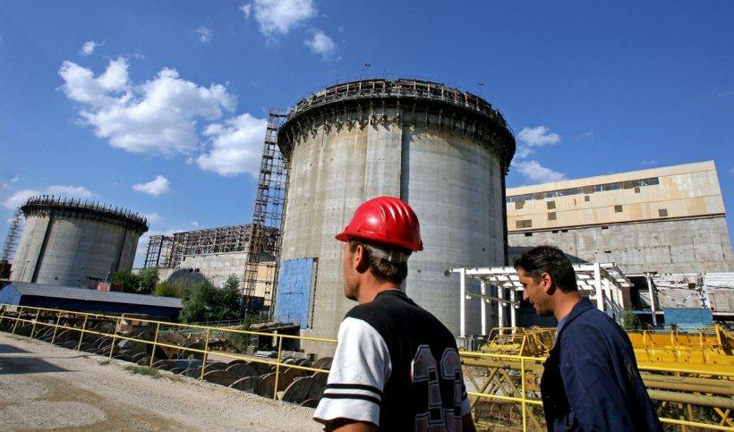 Defecțiune la un recipient de clor, pe platforma centralei nucleare de la Cernavodă
