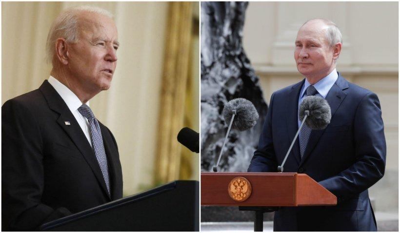 Prima întâlnire Biden - Putin ar putea debuta cu un schimb de deţinuţi