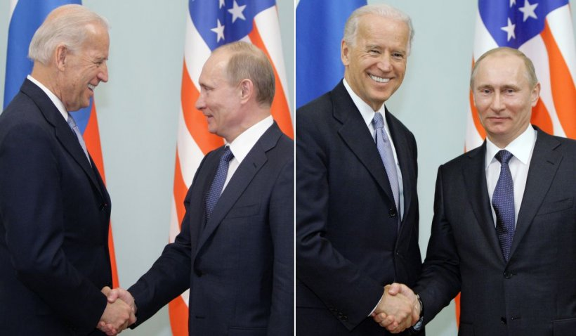 Cinci ore de discuții între Joe Biden și Vladimir Putin. Punctele-cheie ale întâlnirii de la Geneva