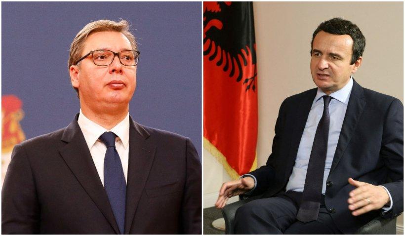Liderii din Serbia şi Kosovo reiau la Bruxelles negocierile sub egida UE