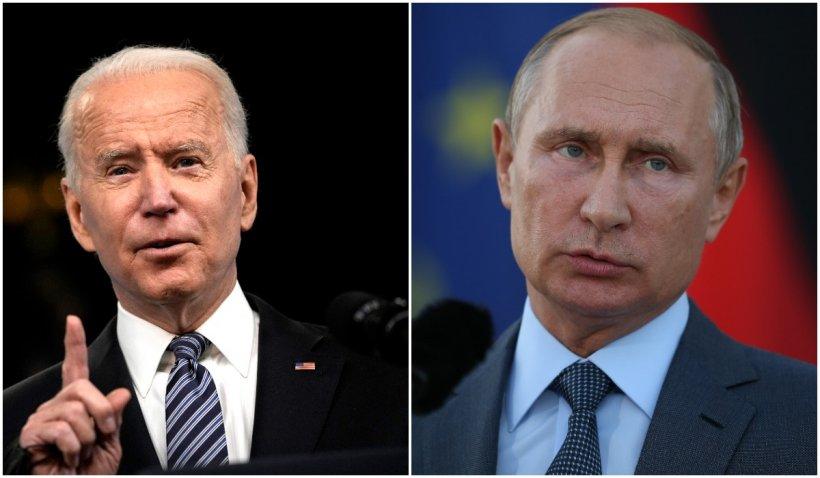 Alea iacta est: Joe Biden și Vladimir Putin faţă în faţă