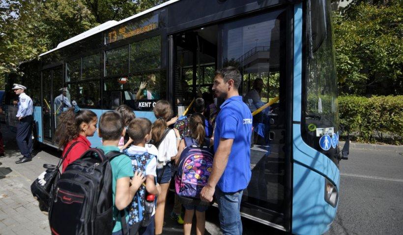 Cîmpeanu: 130.000 de elevi vor beneficia de decontarea navetei, chiar dacă distanța depășește 50 de km