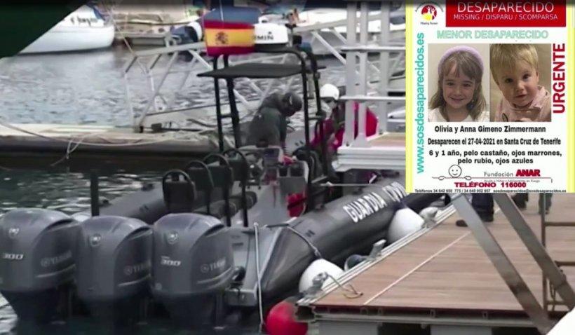 Crima dublă care a împietrit Spania. Un bărbat și-a ucis fiicele pentru a se răzbuna pe fosta soție și le-a aruncat cadavrele în largul insulei Tenerife