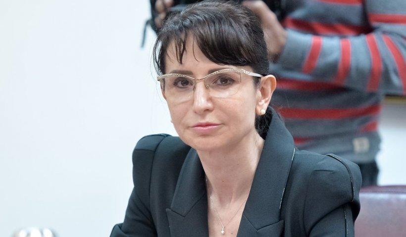 Fosta şefă a DIICOT, Giorgiana Hosu, se pensionează la 48 de ani