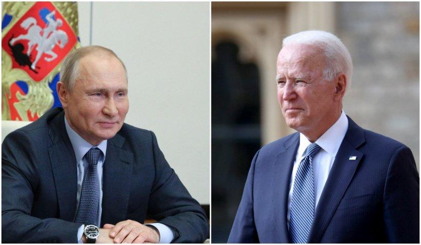 Întâlnirea greilor planetei: Joe Biden vs. Vladimir Putin. Unde e România pe lista de discuţie