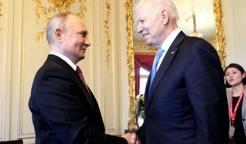 Ce a spus președintele american Joe Biden când a fost întrebat dacă are încredere în Vladimir Putin