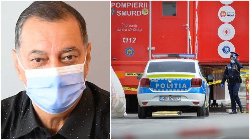 """S-au găsit primii vinovaţi în cazul tragediei de la Spitalul Victor Babeş. Soțul unei victime cere dreptate: """"Statul nu mi-a dat nimic"""""""