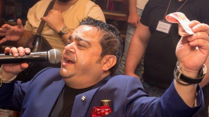 Adrian Copilul Minune, onorariu de 60.000 de dolari pentru o singură cântare