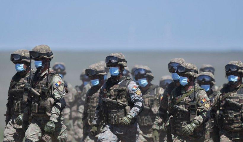Armata Română caută soldaţi, inclusiv pentru Forţele Speciale. Câţi bani câştigă şi ce valoare au diurnele
