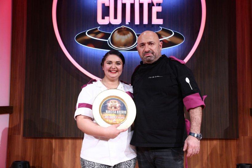 Cu câţi bani a plecat acasă Narcisa Birjaru, prima femeie câștigătoare la Chefi la cuțite